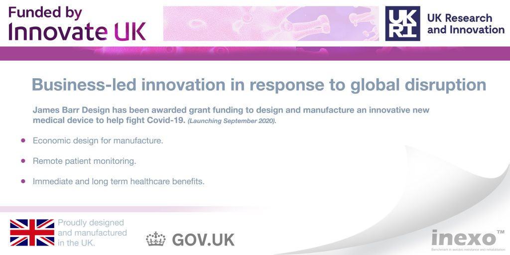 Funded by UKRI