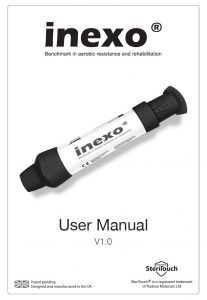 User Manual for inexo